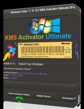 Окна 8.1 KMS Activator Окончательный - это самый простой и пользователем ак